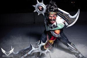 League of Legends: Draven by SFDesign21