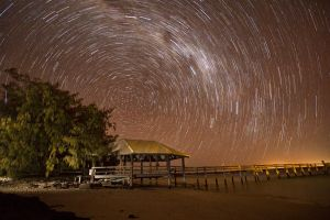 Startrails by Lightkast