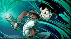 Danny Phantom - Sometimes we need the enemy to... by AelitaC