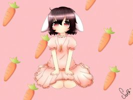 AT: Tewi by SoriiNyu