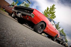 red 68 charger rt by AmericanMuscle