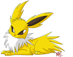 Jolteon by Kilala04