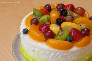 Fruit Gateau 1 by patchow