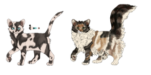 Realistic adoptables | batch four | Closed by Attic-Salt-Storms