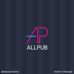 Allpub logo by alezzacreative