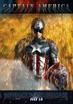 Captain America TDK style by Kaizusweb