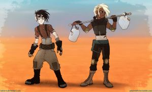 Mad Max-ified. by Katie-W