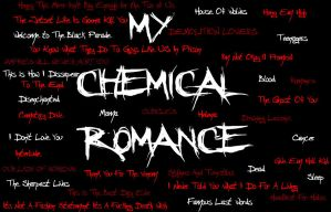My Chemical Romance by mcrdarkas