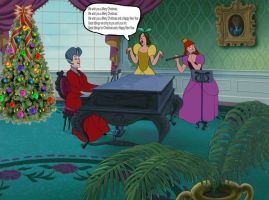 The Tremaine Family Singing Christmas Songs by darthraner83