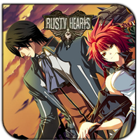Rusty Hearts Icon by Dracowater
