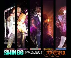 SHINee project - Powerful [Done] by BiLyBao