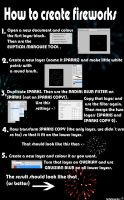 Photoshop Firework Tutorial by the-searching-one