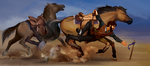Large Version - Trick Race by Ms-Elaney