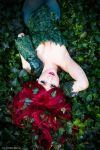 Poison Ivy - Batman by Mostflogged