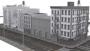 NYC, City WIP. by DySands
