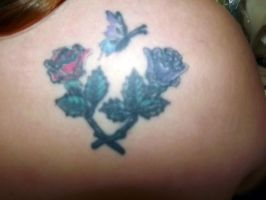 An old tattoo by kitty1321