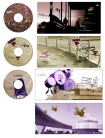 Levontin7 CD Covers by maigrane