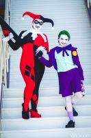 Joker Jr. and Harley Quinn 13 by Lady-Ha-ha