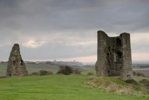 Stock...  Hadleigh Castle 1 by RhysBriers