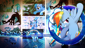 Road to Season 4: Rainbow Dash by M24Designs