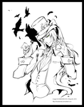 The Hatter by Chuuchichu