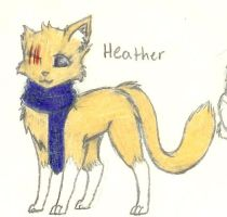 Heather the Loner by FuneralDyingheart