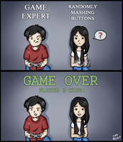 How to defeat a game expert by vanipy05