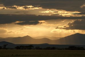 Samburu Sunset by CumbriaCam