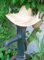Standpipe with hat by Mecarion