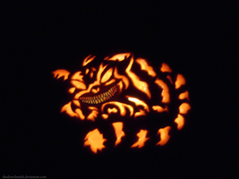 2009 Pumpkin by ShadowCheetah