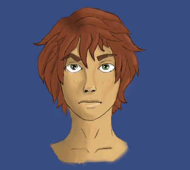 First original character by Xivina