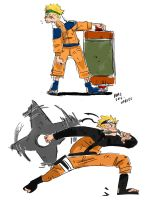 narutos doodles by supremedrae