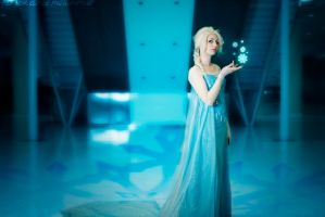 Elsa: Here I Stand by PurelightCos