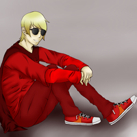 Dave Strider by OnlyAirshipCapn