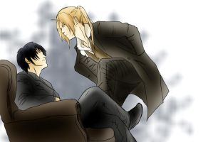 Who's the midget? by StephanyHardy