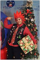 KH: All Your Presents Belong To Me by CosplayerWithCamera