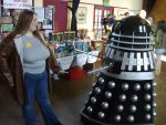 Doctor Donna Vs Dalek by teamTARDIS