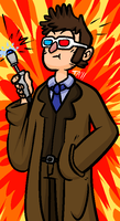 David Tennant by TimAvery
