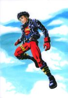 DC: Kon flying high by Risachantag