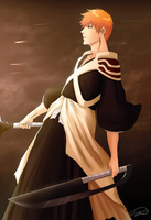 The War Hero Returns| BLEACH by DivineImmortality
