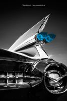 1959 Cadillac Fin by AmericanMuscle