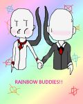 Rainbow buddies (request done) by jashinist112