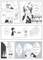 Special Naruto B-day 2012 Comic 1 Pg 1 by MikaGx