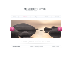 Mono Photo Style by SoulTutorial