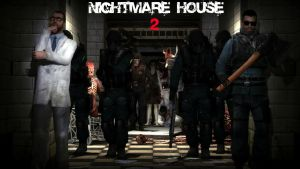 Nightmare House 2 by GlayMan
