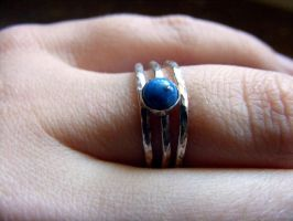 Lapis Ring by MoonLitCreations