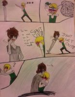 BenxEJ Comic 2# by HellishProxy