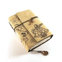 Treasure map with sextant by kreativlink