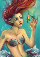 """""""catch a mermaid"""" by PaMtRIck"""
