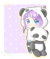 AT: Pandaaaaaaaaaaaaaaaaaaaaaa~ by XieChea